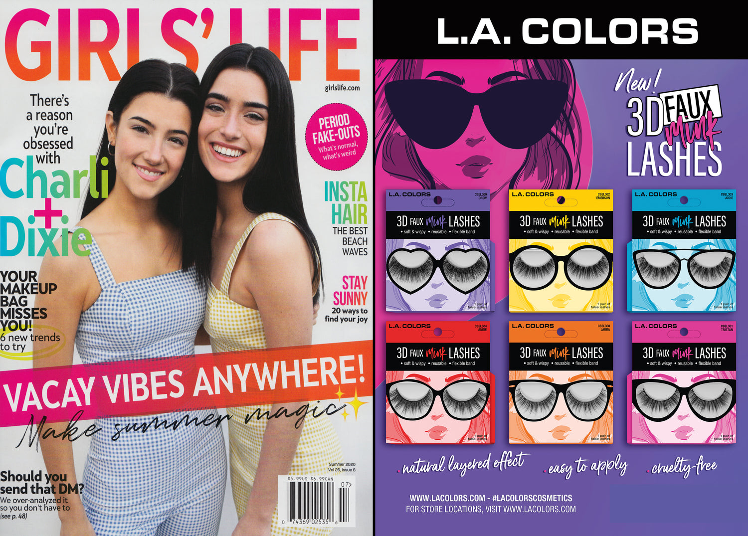 Girls' Life  - May 01, 2020