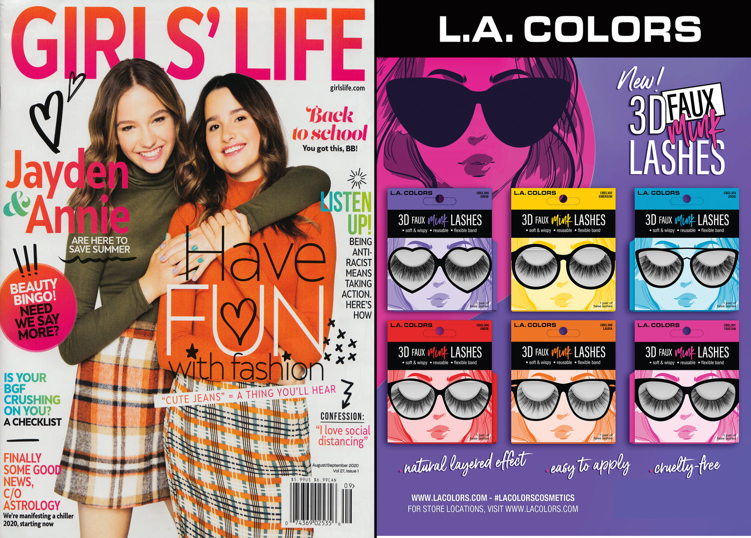 Girls Life  - Aug 01, 2020