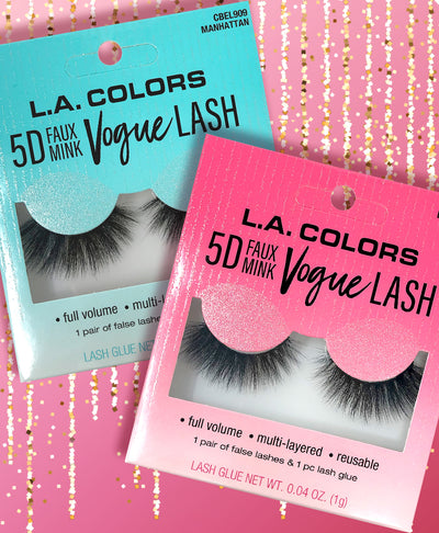 5D Faux MinkVogue Lashes