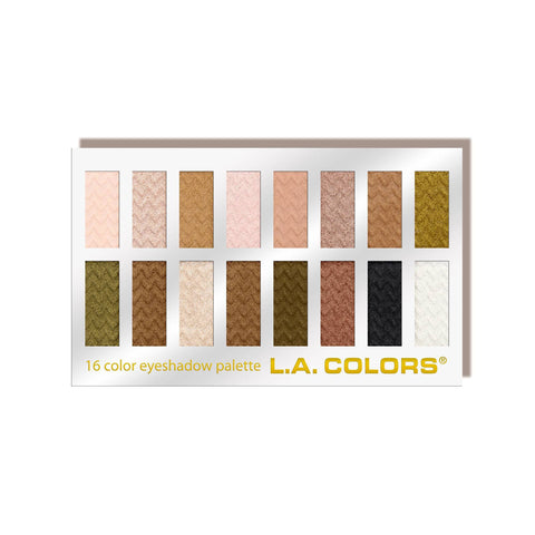 16 Color Eyeshadow Palette