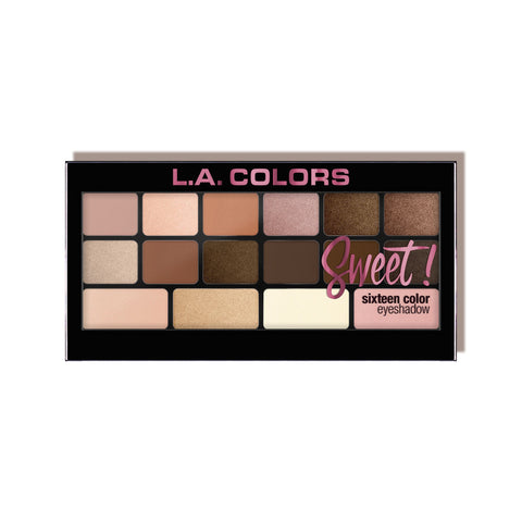 Sweet! 16 Color Eyeshadow