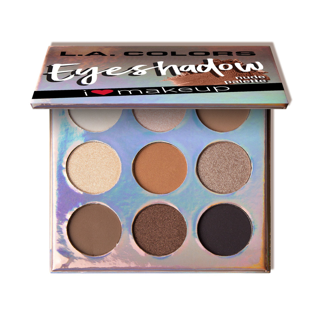 Beauty Booklet - Eyeshadow Palette