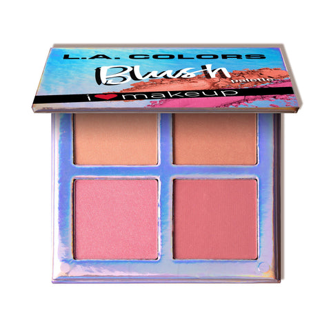 Beauty Booklet - Blush Palette