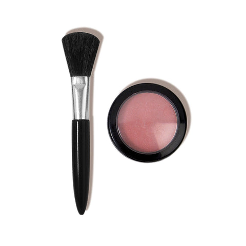 Blusher & Deluxe Brush - CBC141 Natural