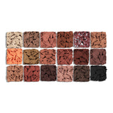 Nude 18 Color Eyeshadow Palette