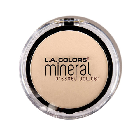 Mineral Pressed Powder  - CMP301 Light Ivory