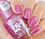 Color Craze Shimmer Gel Polish