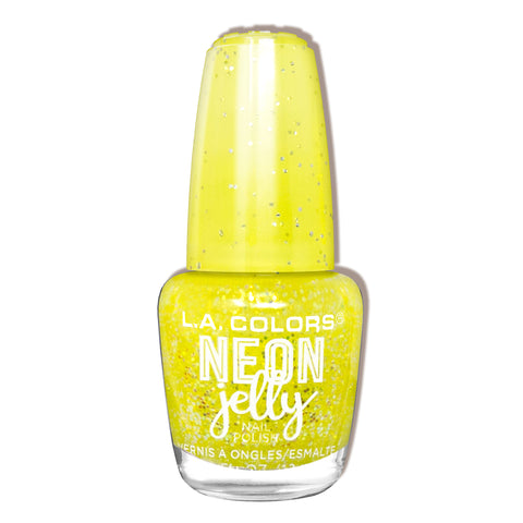 Neon Jelly Polish