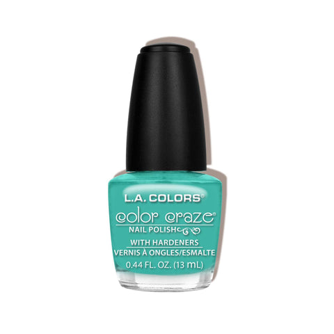 Color Craze Nail Polish - CNP504 Sea Foam