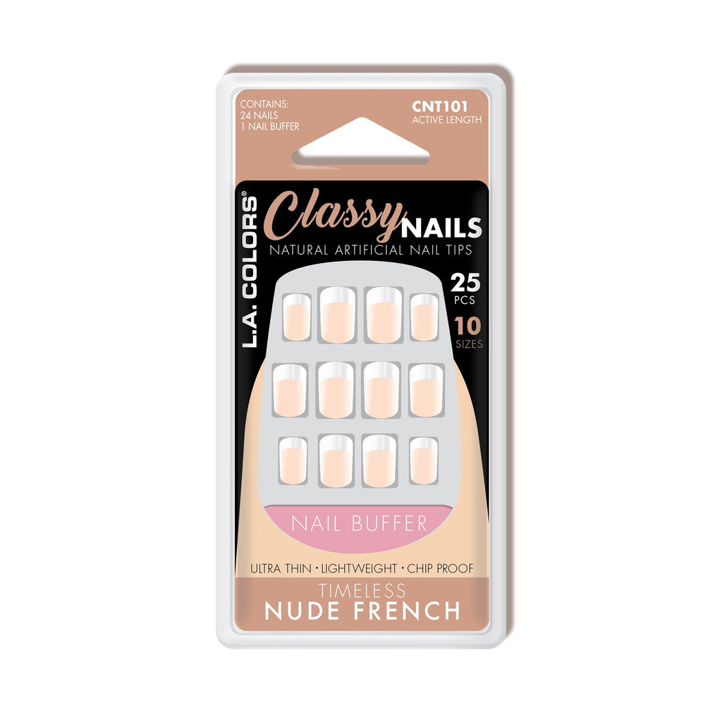 Classy Nail Tips (carded)