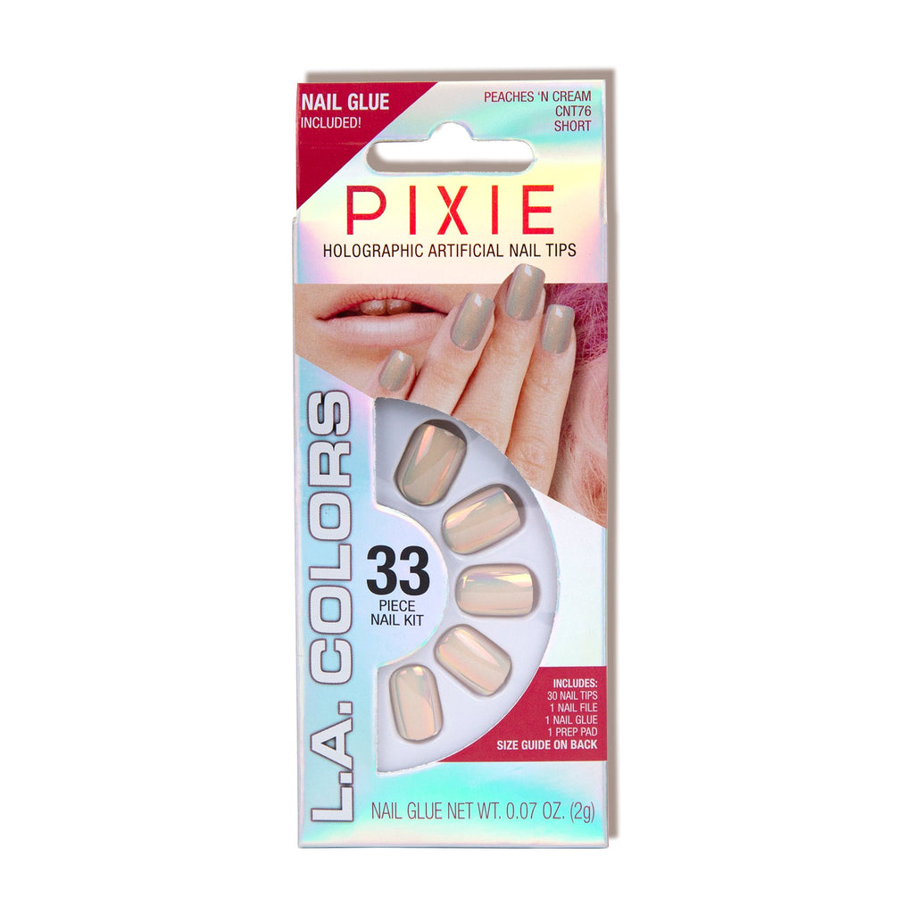 Pixie Nail Tips (carded)