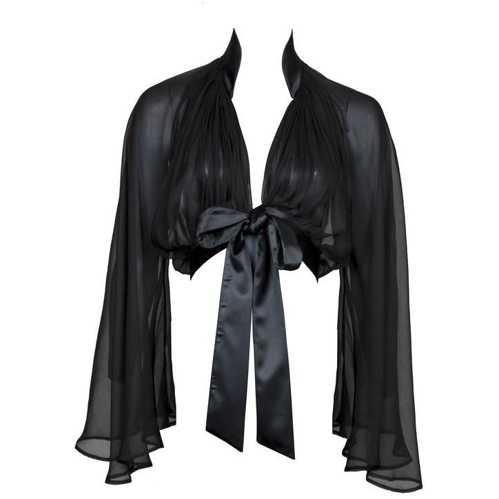 Blouses And Tops - Luna Silk Blouse