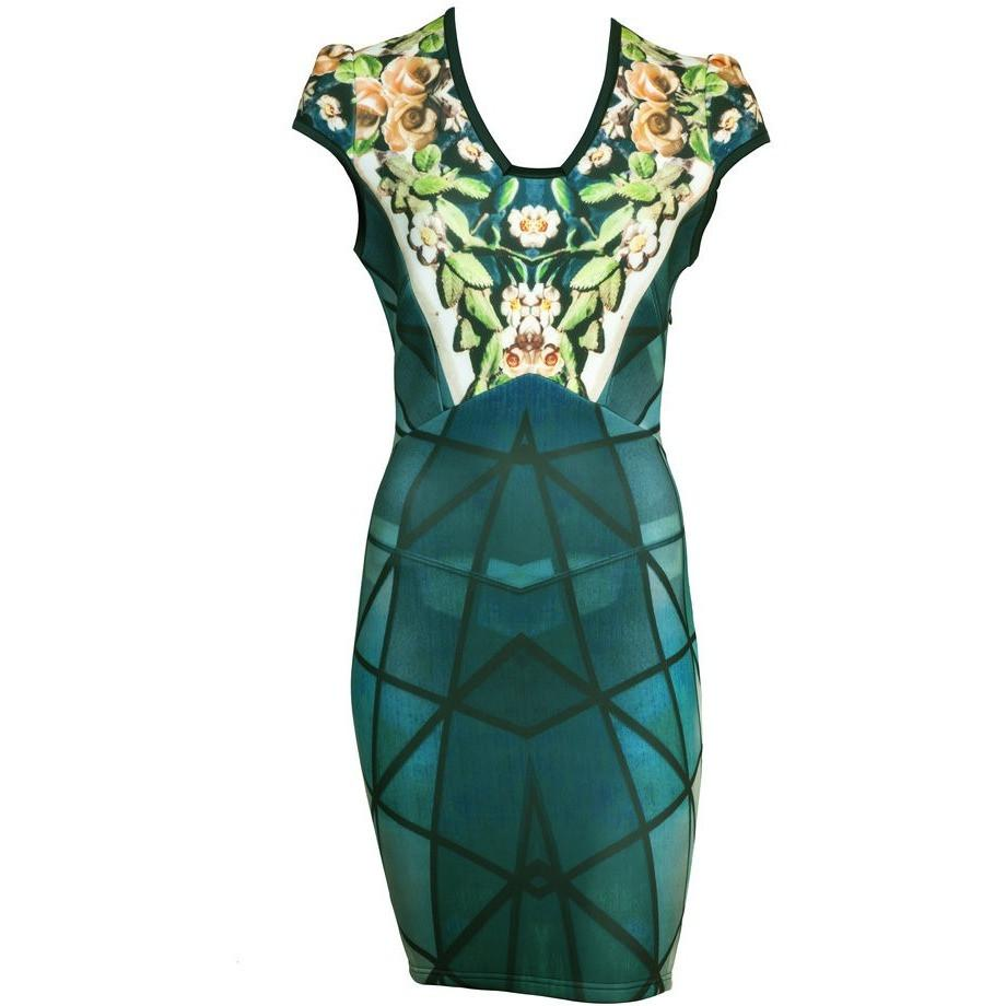 Ravi Bodycon Dress - Petriiski