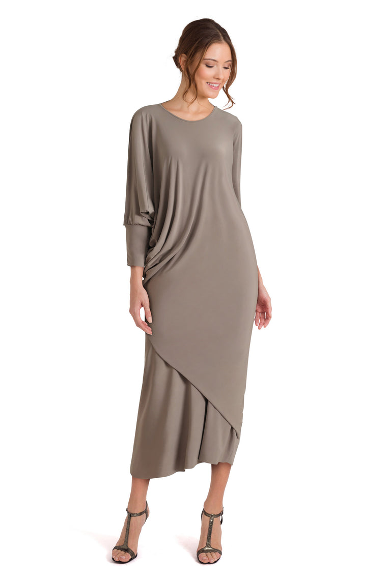 Bond drape dress - Petriiski