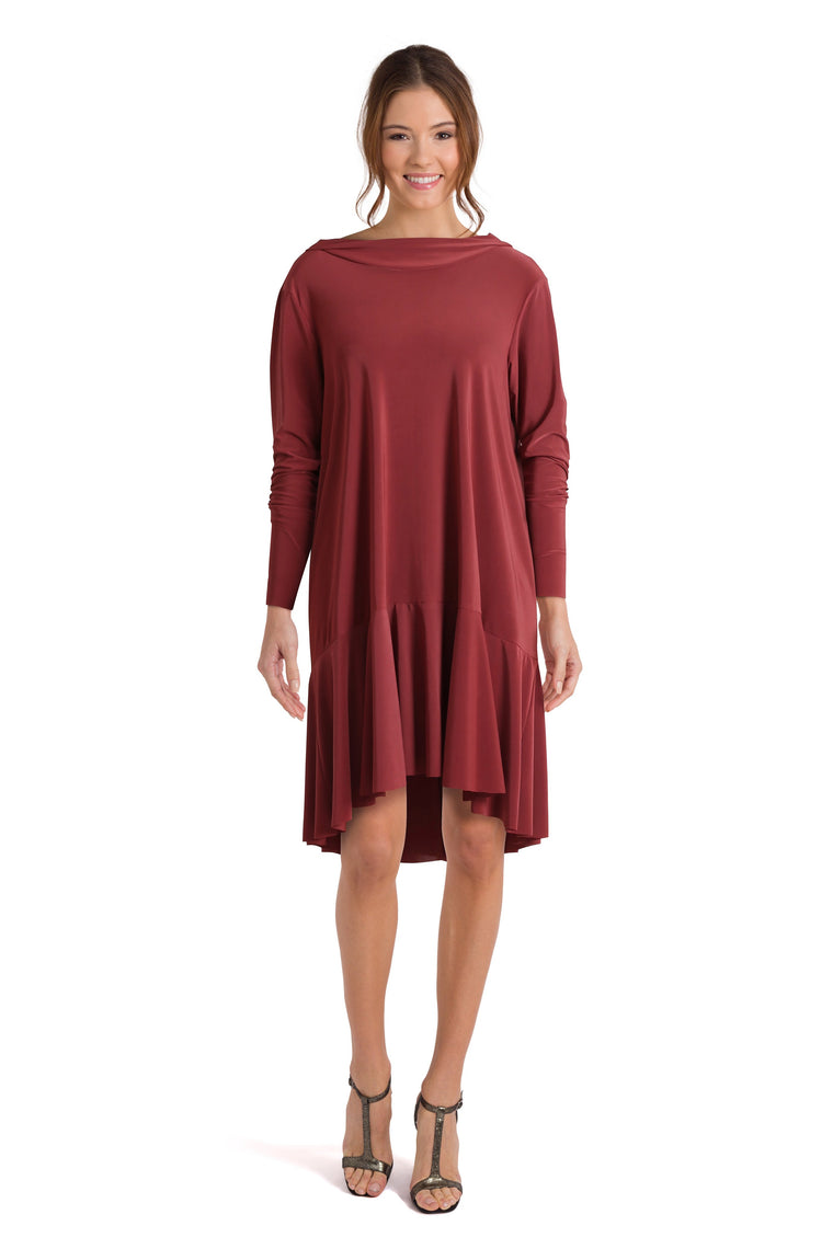 Chelsea draped dress - Petriiski