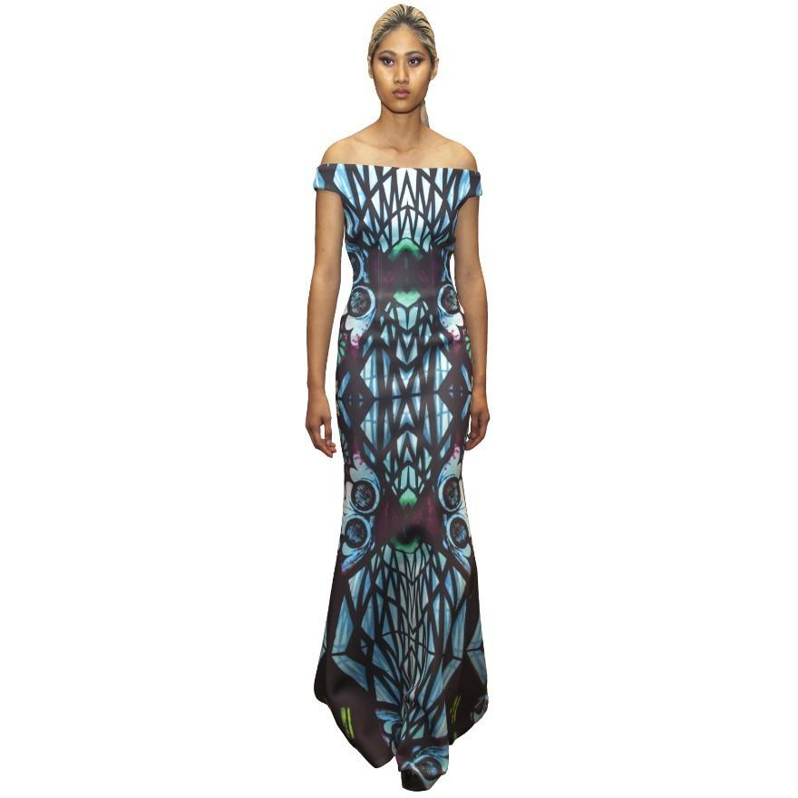 Evening Dresses - Tiffany Evening Gown