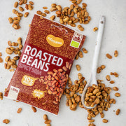 Bio Roasted Beans Snack (Spicy Soja)