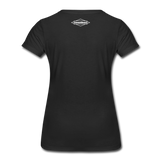 TroutBus - Salmonfly Women's Premium T-Shirt - black