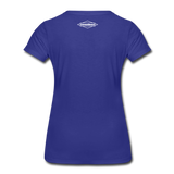 TroutBus - Salmonfly Women's Premium T-Shirt - royal blue