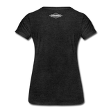 TroutBus - Salmonfly Women's Premium T-Shirt - charcoal gray