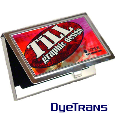 Business Card Holder- Stainless Steel