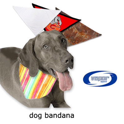 Bandana- Dog Triangle Bandana