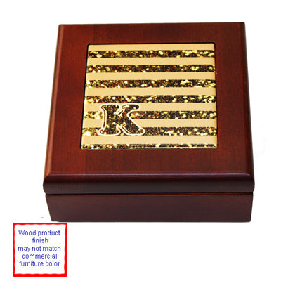 Keepsake Boxes- 6.5x6.5 Mahogany Box Only