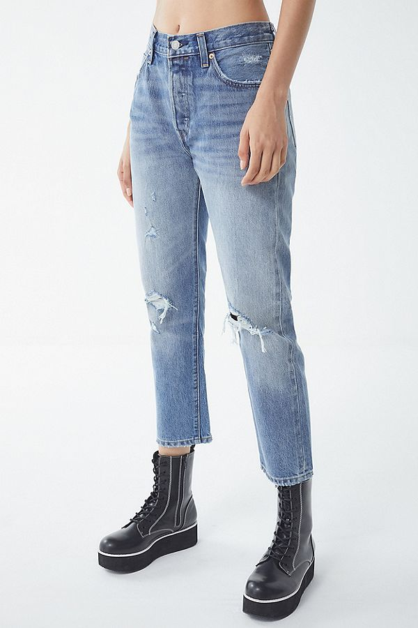 6ad06b8bcf4 501 Cropped Skinny Jean Vintage Find – Drift Boutique