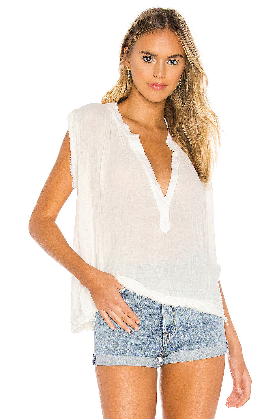 Idyllwild Sleeveless Top