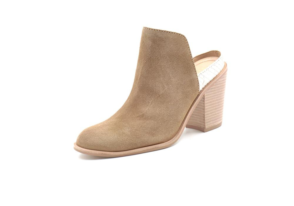 San Giovese Snake-Backed Open Bootie