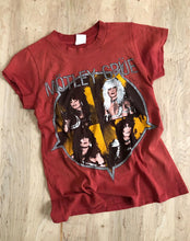 Motley Crew Shout at the Devil Tee