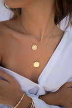 Small Bold Cross Necklace