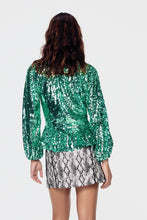 Madeline Sequin Top