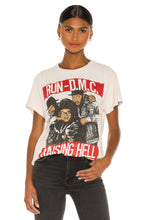 Run DMC Raising Hell Crew Tee