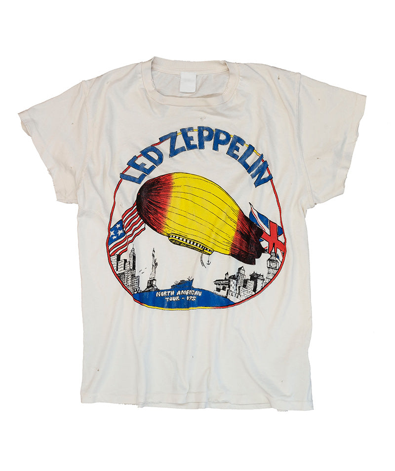 Led Zeppelin American Tour Tee