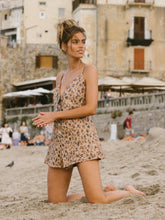 Nomade Linen Playsuit