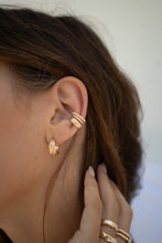 Orb Gold Filled Ear Cuff