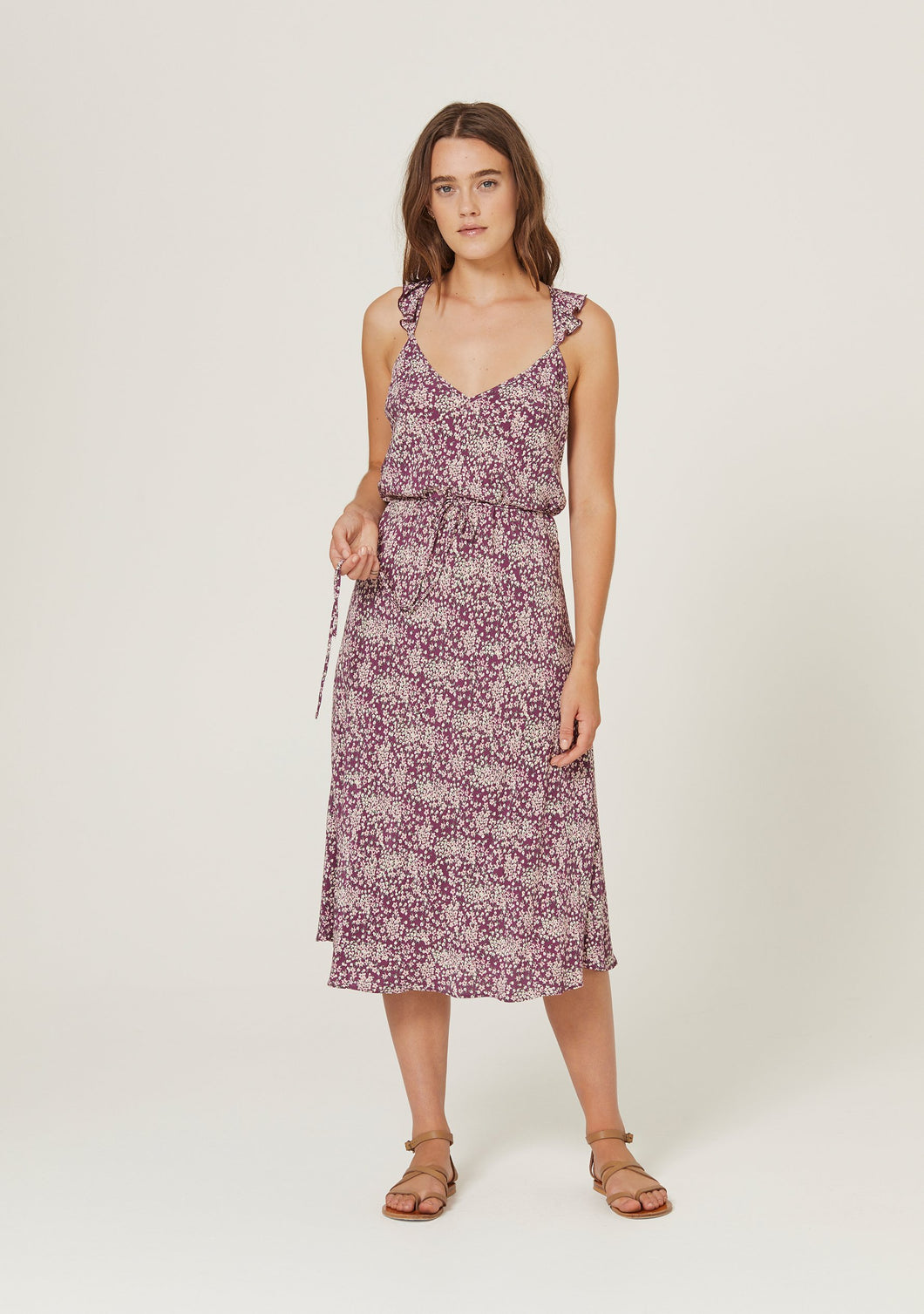 Gemima Isla Midi Dress