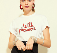 With Pleasure Tee