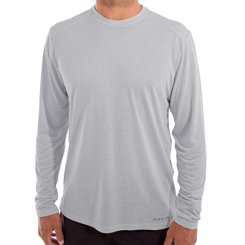 Bamboo Lightweight Long Sleeve