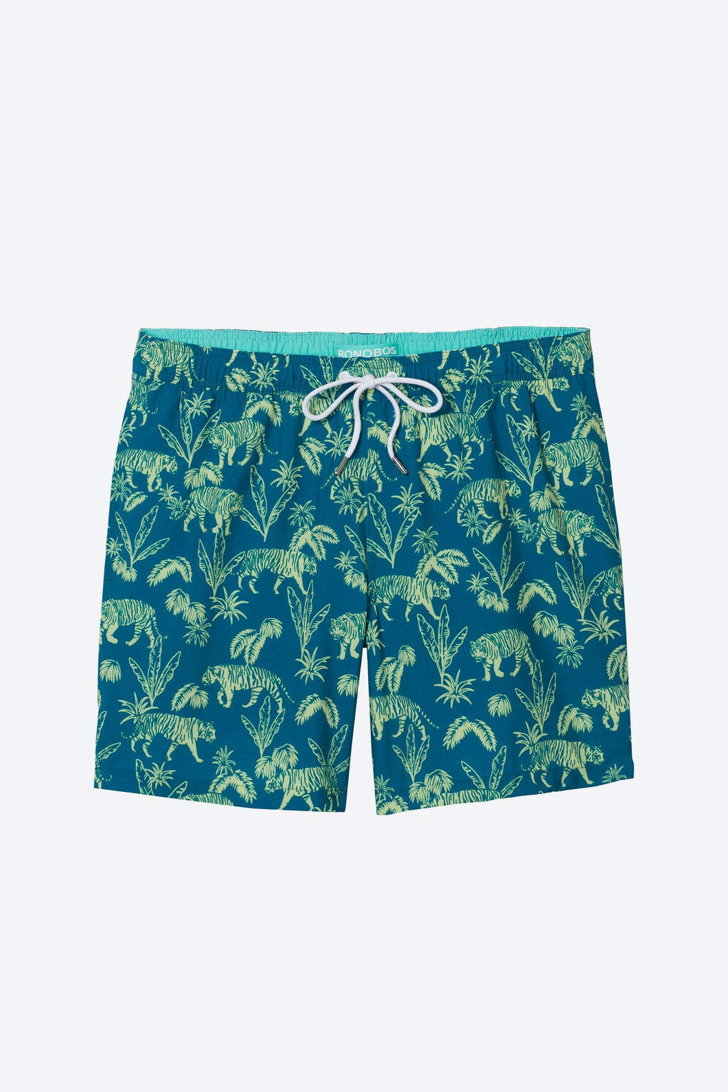 Riviera Recycled Swim Trunks