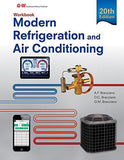 MODERN REFRIGERATION AND AIR CONDITIONING WORKBOOK, 20TH EDITION