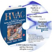 HVAC: The Handbook of Heating, Ventilation and Air Conditioning for Design and Implementation (CD-ROM in PDF)