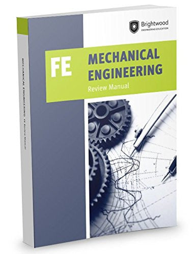 Mechanical Engineering: FE Review Manual