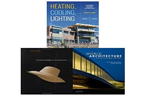 Heating, Cooling, Lighting Book Bundle