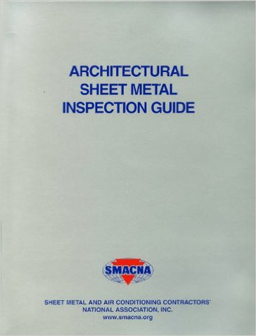 Architectural Sheet Metal Inspection Guide