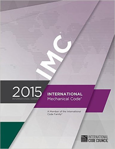 2015 International Mechanical Code