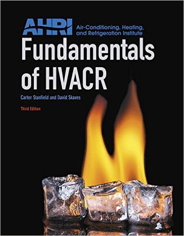 Fundamentals of HVACR (3rd Edition) 3rd Edition - Hardcover