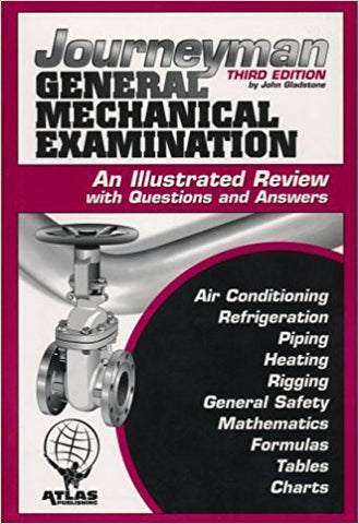 Journeyman General Mechanical Examination, Third Edition