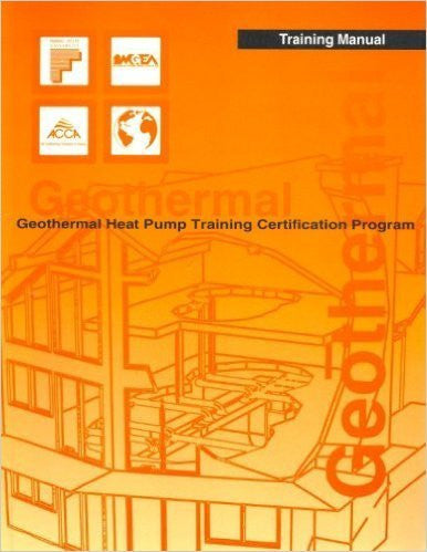 Geothermal Heat Pump Training Manual